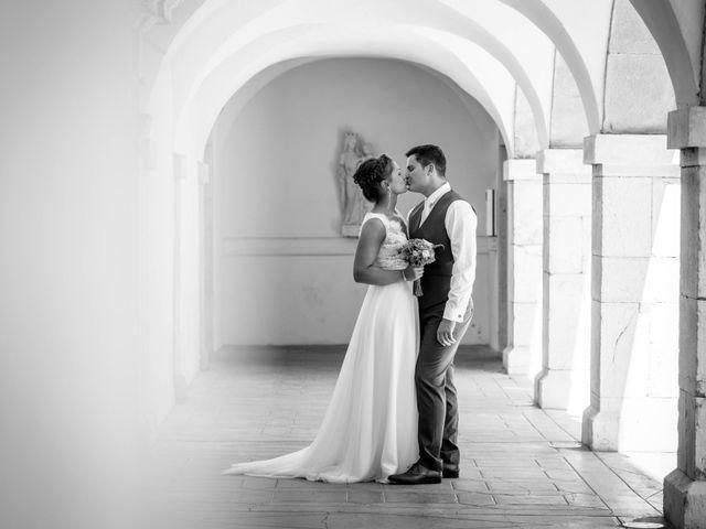 Le mariage de Hugues et Aurore à Présilly, Haute-Savoie 25