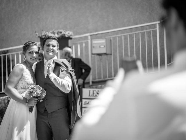 Le mariage de Hugues et Aurore à Présilly, Haute-Savoie 35