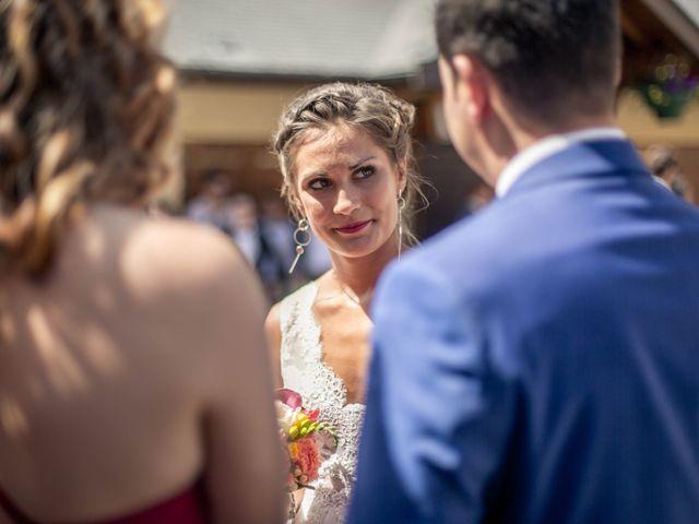 Le mariage de Hugues et Aurore à Présilly, Haute-Savoie 36