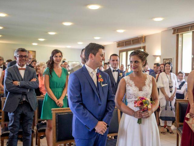 Le mariage de Hugues et Aurore à Présilly, Haute-Savoie 37