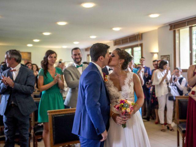 Le mariage de Hugues et Aurore à Présilly, Haute-Savoie 38