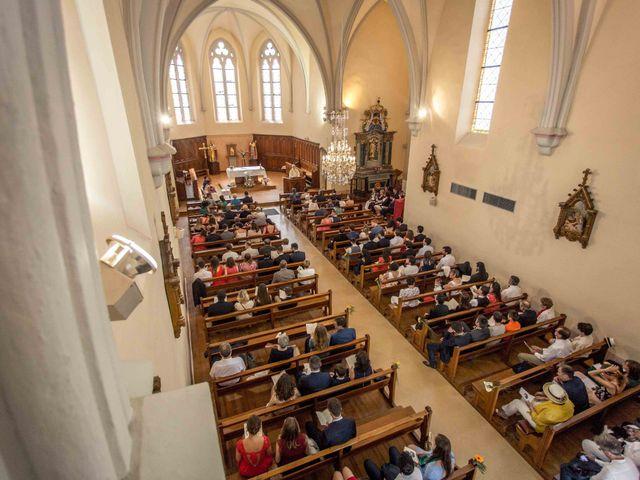 Le mariage de Hugues et Aurore à Présilly, Haute-Savoie 40