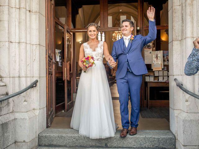 Le mariage de Hugues et Aurore à Présilly, Haute-Savoie 42