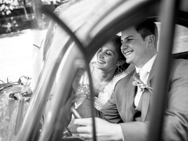 Le mariage de Hugues et Aurore à Présilly, Haute-Savoie 48