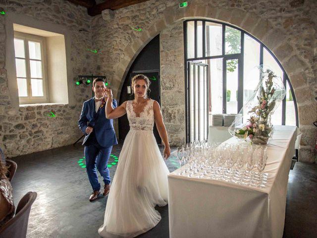Le mariage de Hugues et Aurore à Présilly, Haute-Savoie 57