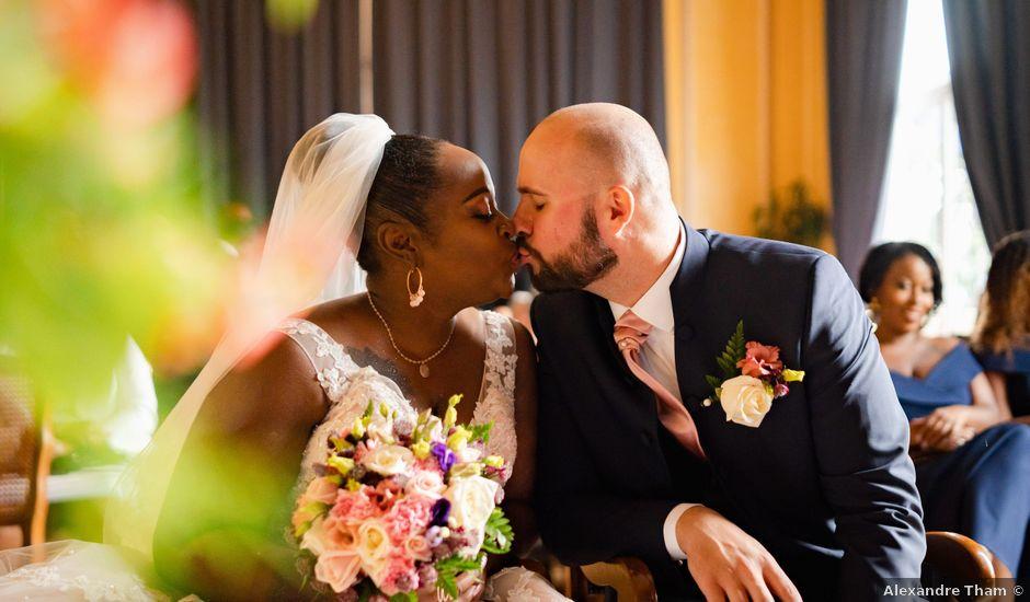 Le mariage de Nicolas et Vanessa à Le Plessis-aux-Bois, Seine-et-Marne
