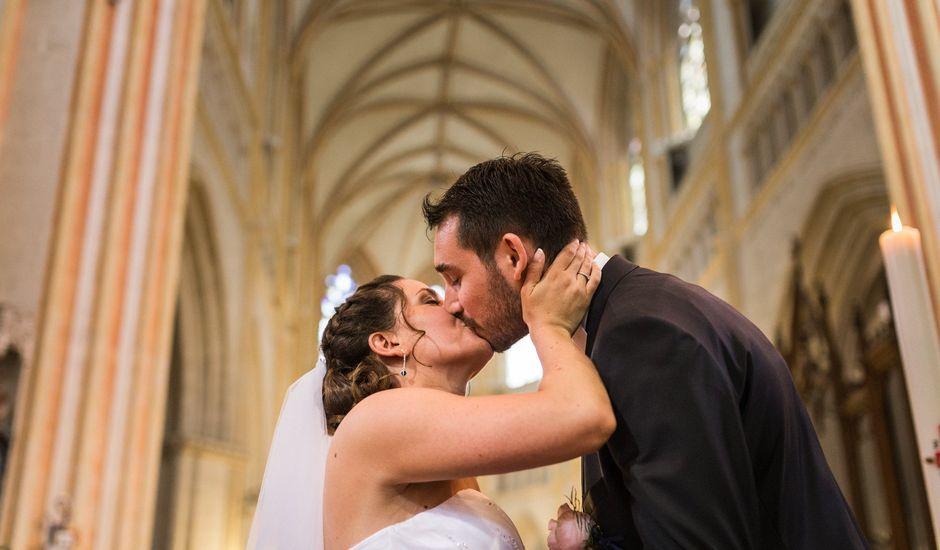 Le mariage de Julien et Charlène  à Quimper, Finistère
