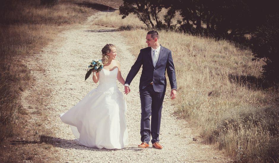 Le mariage de Kevin et Aude à Rognonas, Bouches-du-Rhône