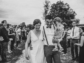 Le mariage de Anne-Sophie et Jean-Baptiste