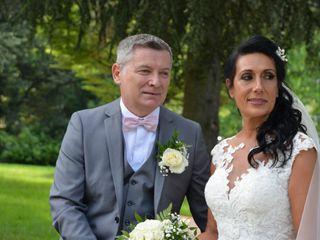 Le mariage de Maria Teresa et Jean Pascal