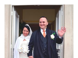 Le mariage de Mai Anh et Ludo 3