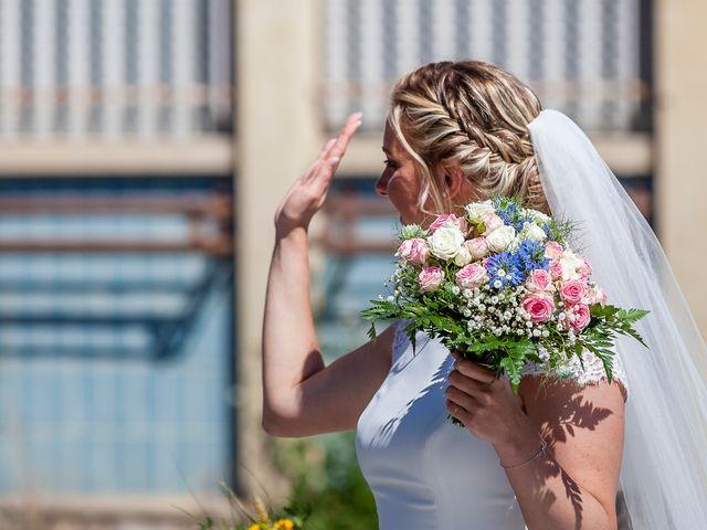 Le mariage de Jérôme et Jordanna à Wittenheim, Haut Rhin 5