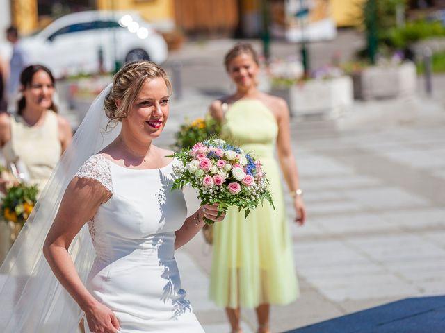 Le mariage de Jérôme et Jordanna à Wittenheim, Haut Rhin 7
