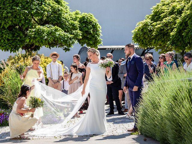 Le mariage de Jérôme et Jordanna à Wittenheim, Haut Rhin 8