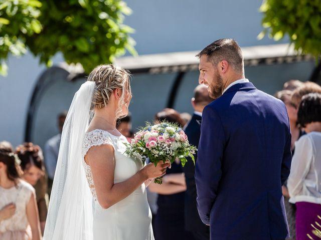 Le mariage de Jérôme et Jordanna à Wittenheim, Haut Rhin 9