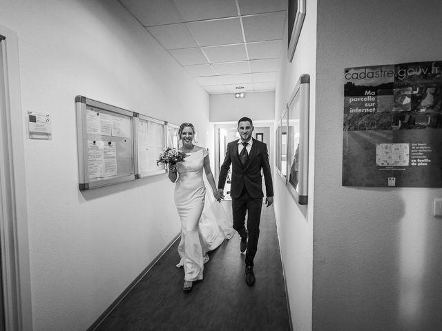 Le mariage de Jérôme et Jordanna à Wittenheim, Haut Rhin 11