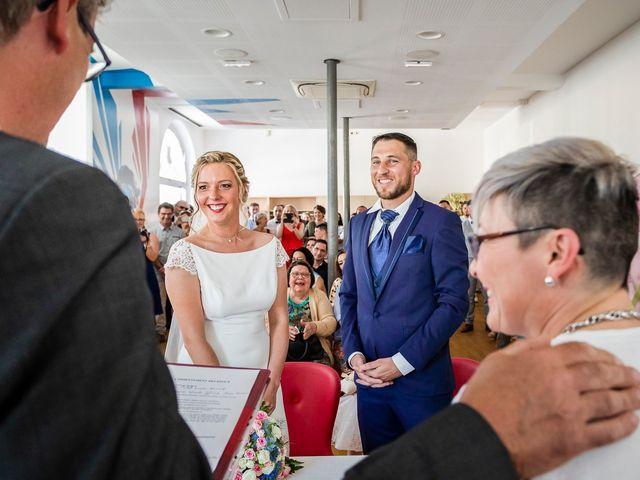 Le mariage de Jérôme et Jordanna à Wittenheim, Haut Rhin 17