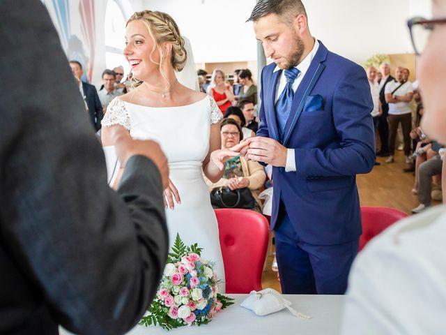 Le mariage de Jérôme et Jordanna à Wittenheim, Haut Rhin 19