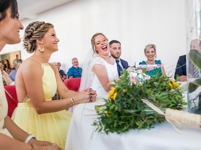 Le mariage de Jérôme et Jordanna à Wittenheim, Haut Rhin 21