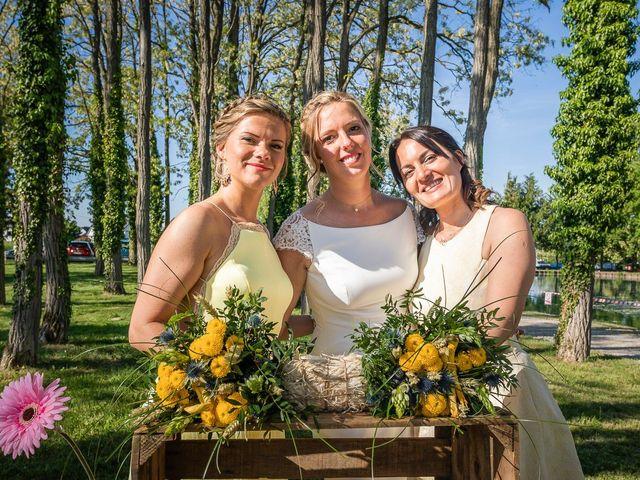 Le mariage de Jérôme et Jordanna à Wittenheim, Haut Rhin 31
