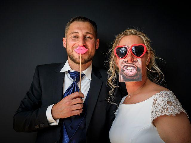 Le mariage de Jérôme et Jordanna à Wittenheim, Haut Rhin 38