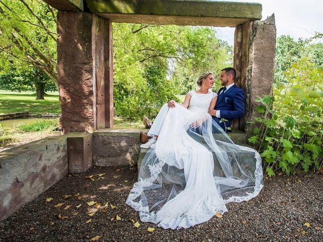 Le mariage de Jérôme et Jordanna à Wittenheim, Haut Rhin 48