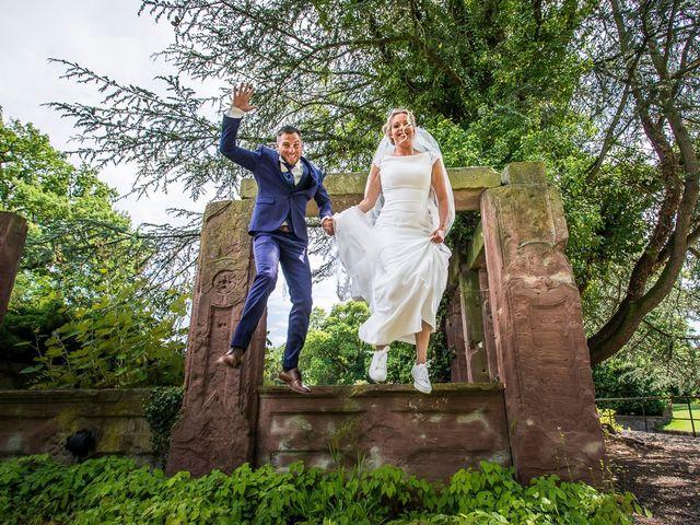Le mariage de Jérôme et Jordanna à Wittenheim, Haut Rhin 49
