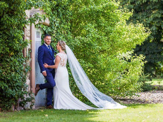 Le mariage de Jérôme et Jordanna à Wittenheim, Haut Rhin 50
