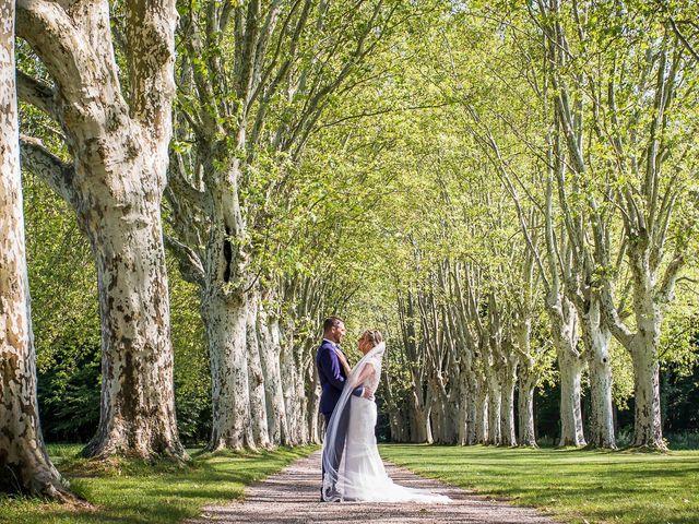 Le mariage de Jérôme et Jordanna à Wittenheim, Haut Rhin 54