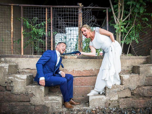 Le mariage de Jérôme et Jordanna à Wittenheim, Haut Rhin 59