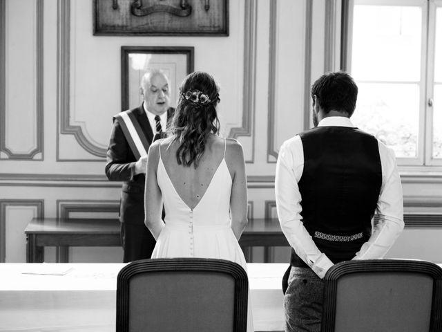 Le mariage de Léna et Grégoire