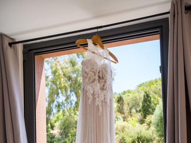 Le mariage de Adrien et Valentina à Bonifacio, Corse 8