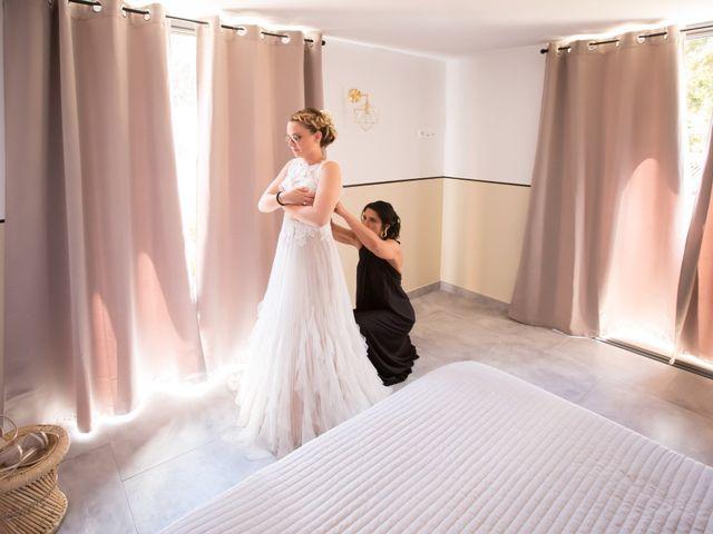 Le mariage de Adrien et Valentina à Bonifacio, Corse 9