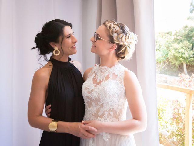 Le mariage de Adrien et Valentina à Bonifacio, Corse 13