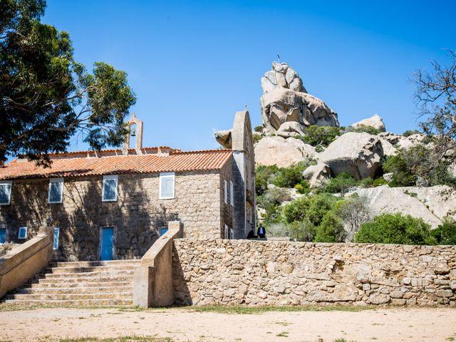 Le mariage de Adrien et Valentina à Bonifacio, Corse 16
