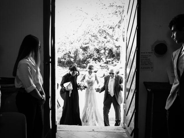 Le mariage de Adrien et Valentina à Bonifacio, Corse 18