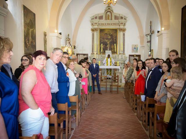 Le mariage de Adrien et Valentina à Bonifacio, Corse 19