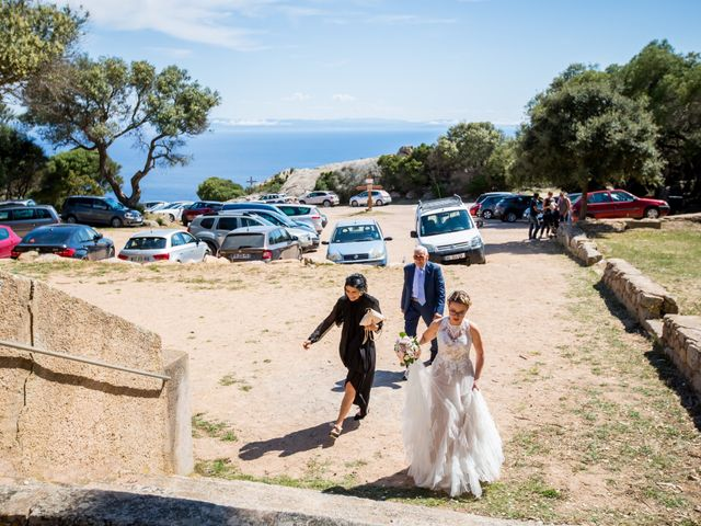 Le mariage de Adrien et Valentina à Bonifacio, Corse 20