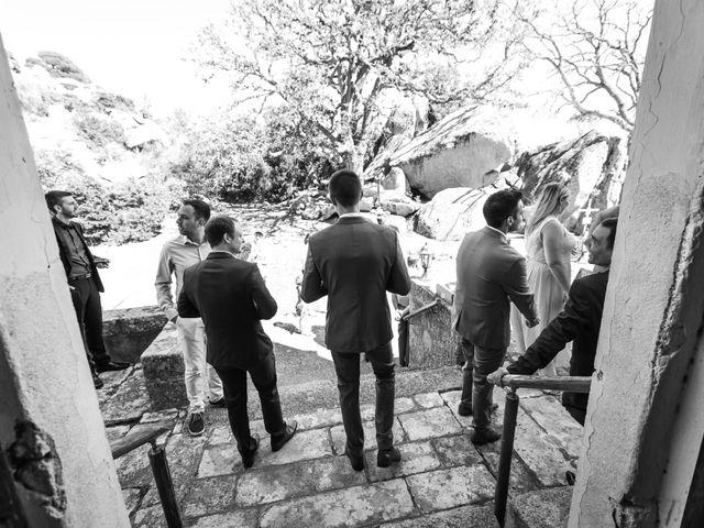 Le mariage de Adrien et Valentina à Bonifacio, Corse 23