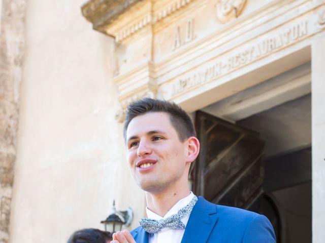 Le mariage de Adrien et Valentina à Bonifacio, Corse 24