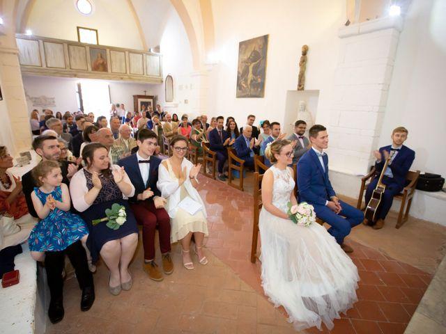 Le mariage de Adrien et Valentina à Bonifacio, Corse 26