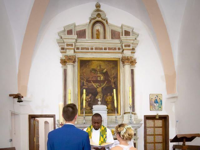 Le mariage de Adrien et Valentina à Bonifacio, Corse 27