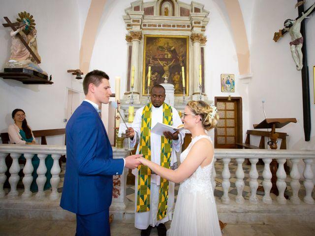 Le mariage de Adrien et Valentina à Bonifacio, Corse 28