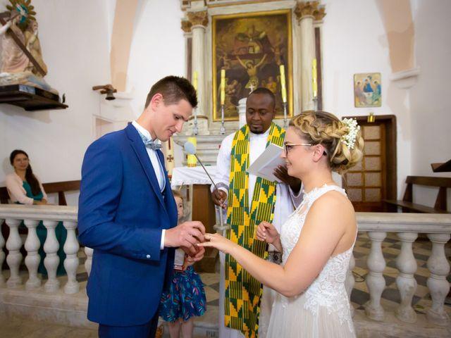 Le mariage de Adrien et Valentina à Bonifacio, Corse 29