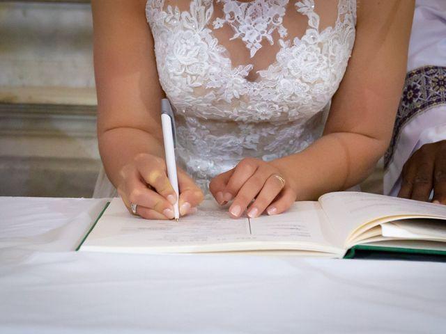 Le mariage de Adrien et Valentina à Bonifacio, Corse 33