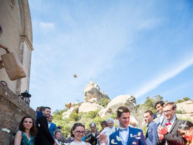 Le mariage de Adrien et Valentina à Bonifacio, Corse 35