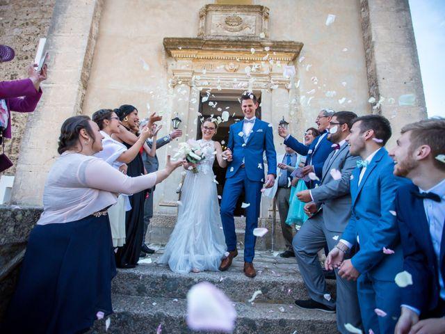 Le mariage de Adrien et Valentina à Bonifacio, Corse 36