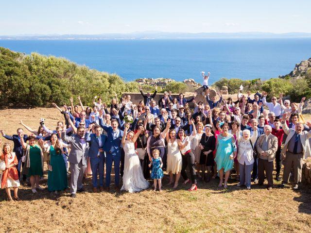 Le mariage de Adrien et Valentina à Bonifacio, Corse 37