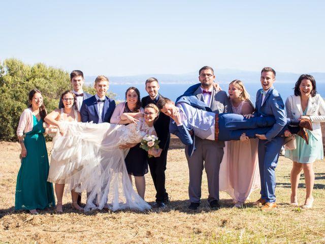 Le mariage de Adrien et Valentina à Bonifacio, Corse 38