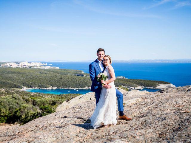 Le mariage de Adrien et Valentina à Bonifacio, Corse 39